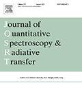 Journal of Quantitative Spectroscopy and Radiative Transfer