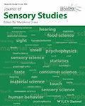 Journal of Sensory Studies