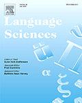 Language Sciences
