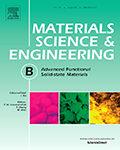 Materials Science & Engineering B