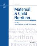 Maternal & Child Nutrition