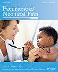 Paediatric and Neonatal Pain
