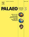 Palaeogeography, Palaeoclimatology, Palaeoecology