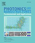 Photonics and Nanostructures -Fundamentals and Applications