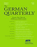 German Quarterly, The