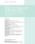 Heythrop Journal, The