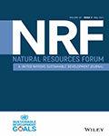 Natural Resources Forum