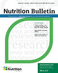 Nutrition Bulletin
