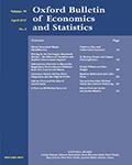 Oxford Bulletin of Economics and Statistics