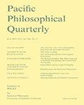 Pacific Philosophical Quarterly