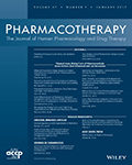 Pharmacotherapy: The Journal of Human Pharmacology and Drug Therapy