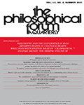 Philosophical Forum