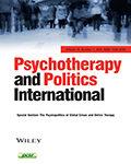 Psychotherapy and Politics International