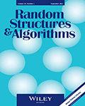 Random Structures & Algorithms