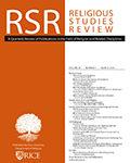 Religious Studies Review