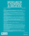 Research in Nursing & Health