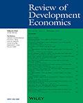 Review of Development Economics