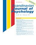 Scandinavian Journal of Psychology