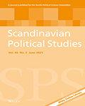 Scandinavian Political Studies