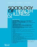 Sociology of Health & Illness