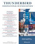 Thunderbird International Business Review
