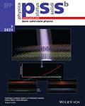 physica status solidi (b) basic solid state physics