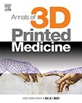 Annals of 3D Printed Medicine