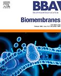 Biochimica et Biophysica Acta (BBA) – Biomembranes