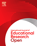 International Journal of Educational Research Open