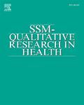 SSM – Qualitative Research in Health